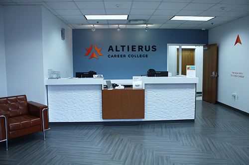 Welcome to Altierus Career College in Norcross, Georgia