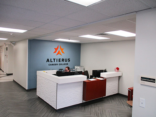 Welcome to Altierus Career College in Tampa, Florida